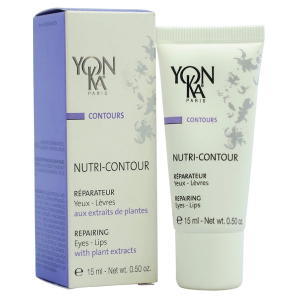 Yonka Nutri-Contour Repairing Eye and Lip 0.5-ounce Cream