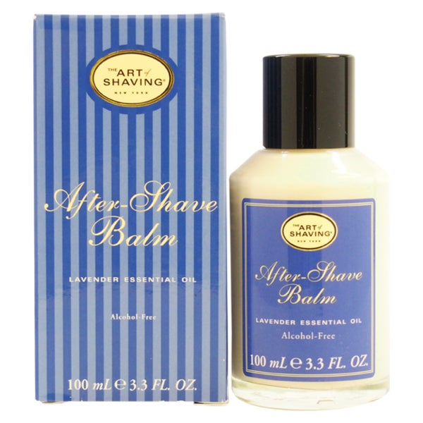 The Art of Shaving Men's Lavender 3.3-ounce Aftershave Balm