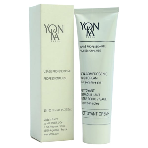 Yonka Non-Comodogenic 3.52-ounce Wash Cream