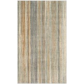 Safavieh Vintage Light Blue Viscose Rug (3'3 x 5'7)