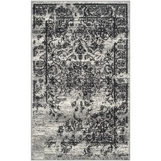 Safavieh Adirondack Silver/ Black Rug (2'6 x 4')