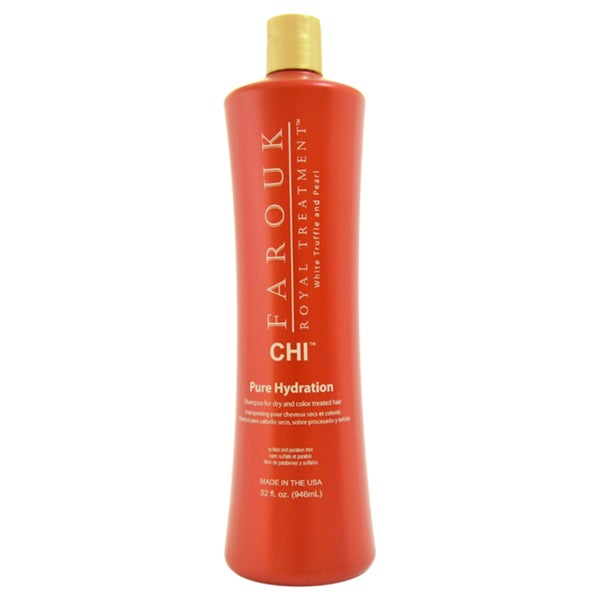 CHI Royal Treatment Real Straight 32-ounce Shampoo