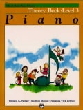 Alfred's Basic Piano Theory Book: Level 3 (Paperback)