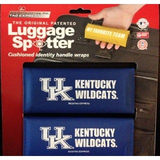 The Original Patented NCAA Kentucky Wildcats Luggage Spotter (Set of 2)