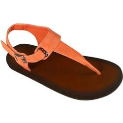 Women's Tidewater Sandals Foley Coral Coral