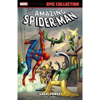 Epic Collection: Amazing Spider-Man 1: Great Power (Paperback) 12855594