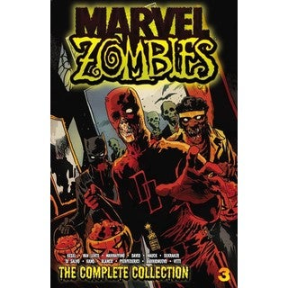 Marvel Zombies 3: The Complete Collection (Paperback)