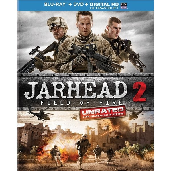 Jarhead 2: Field Of Fire (Blu-ray/DVD) 12856593