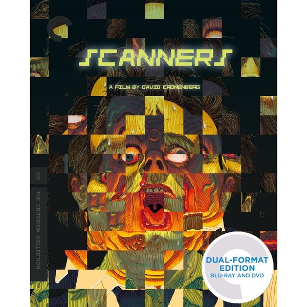 Scanners (Blu-ray/DVD) 12856610