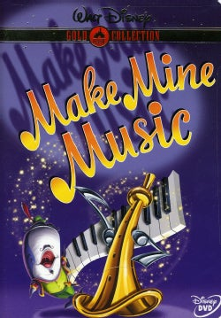 Make Mine Music: Gold Collection (DVD)
