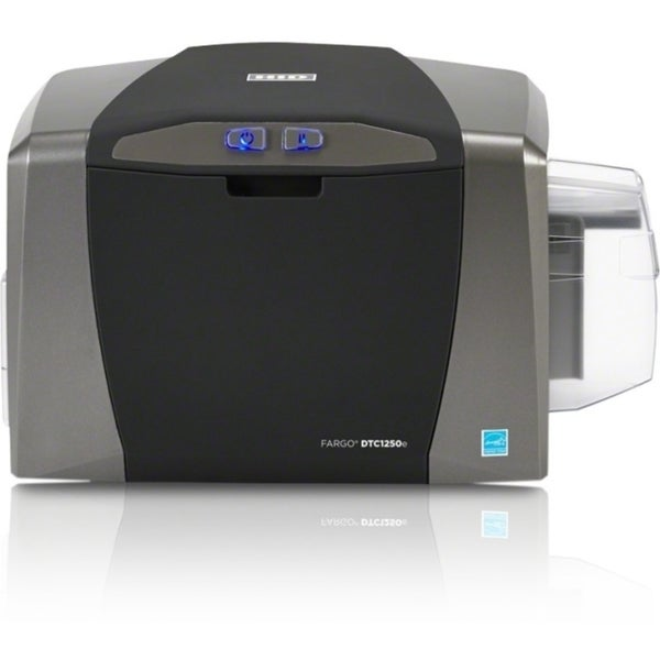 Fargo DTC1250e Single Sided Dye Sublimation/Thermal Transfer Printer