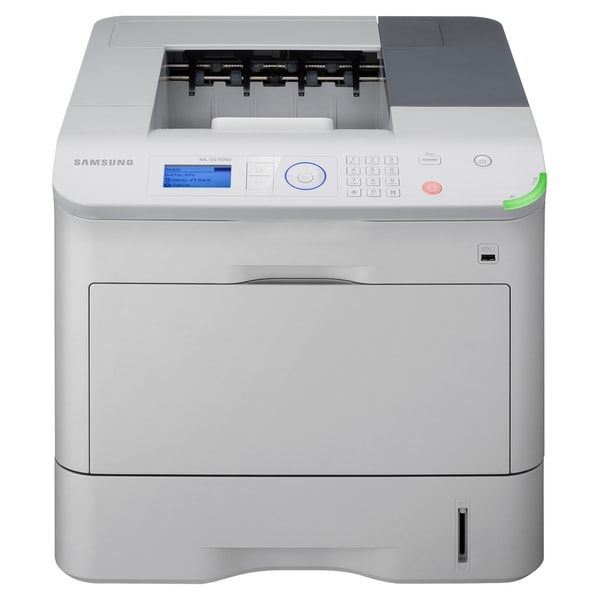 Samsung ML-5515ND Laser Printer - Monochrome - 1200 x 1200 dpi Print