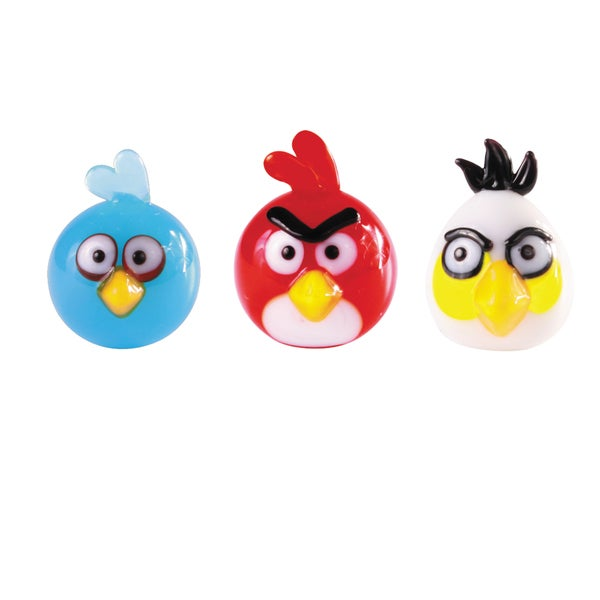 Glass World 42001 Angry Birds Glass Figurines 12859548