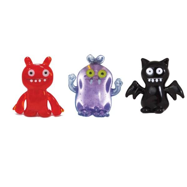 Glass World 42005 Ugle Doll Glass Figurines 12859554