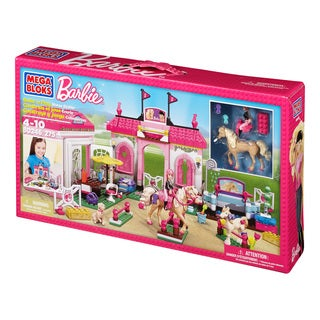 Mega Bloks Barbie Horse Stable