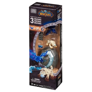 Mega Bloks World of Warcraft Creatures Series 2