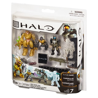 Mega Bloks Halo Brute Battle Pack