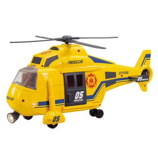 Kid Galaxy Light and Sound Air Rescue Copter