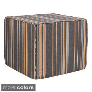 Brooklyn 22-inch Indoor/ Outdoor Corded Ottoman