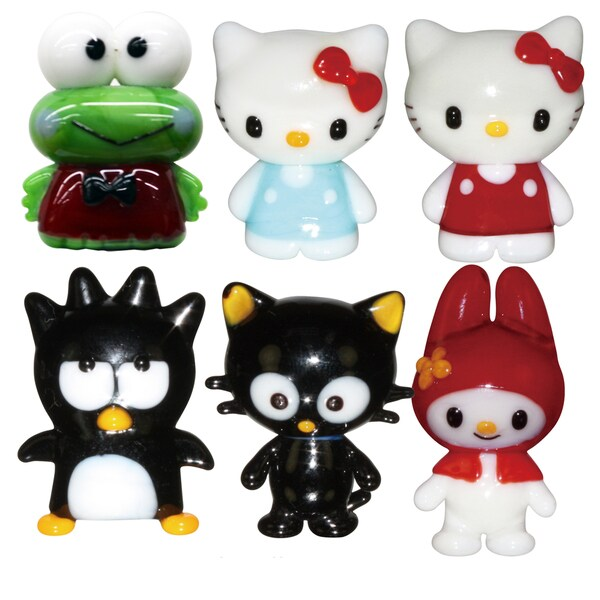 Glass World 48070 Hello Kitty Glass Figurines 12859595