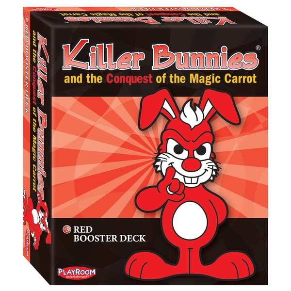 Killer Bunny Conquest Red Booster