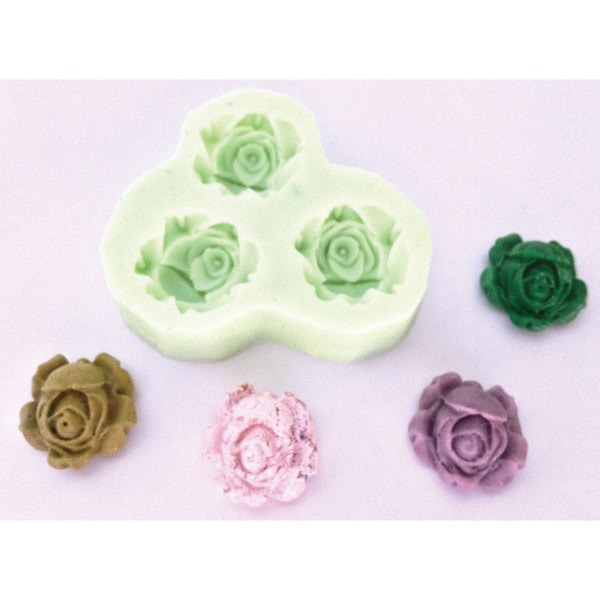 WOW! Silicone Mold-Shabby Rose