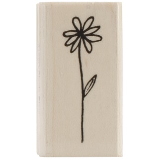 """Penny Black Mounted Rubber Stamp 1""""X1.75""""-Single Stem"""
