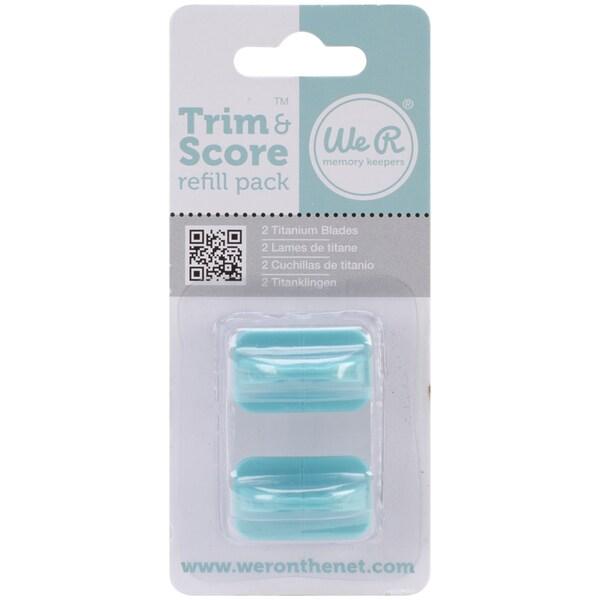 Trim & Score Refill Blades
