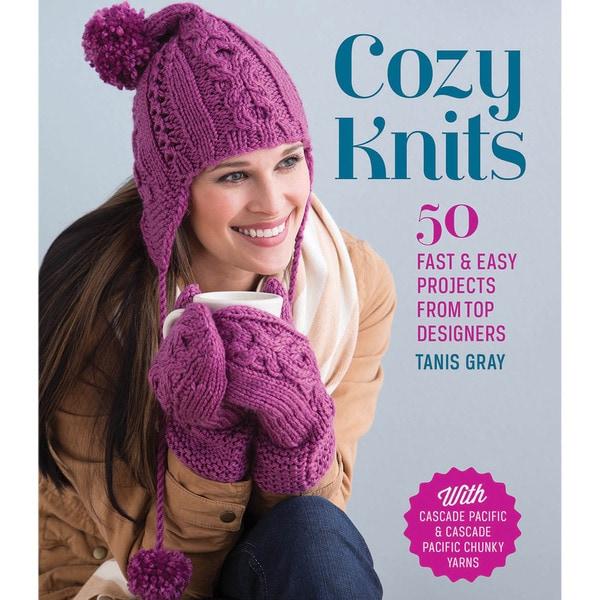 Interweave Press-Cozy Knits