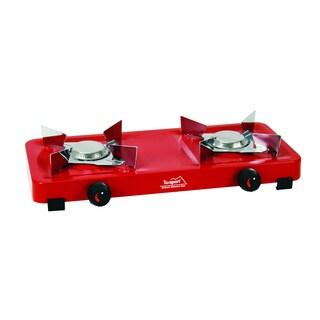 Texsport Dual Burner Propane Stove