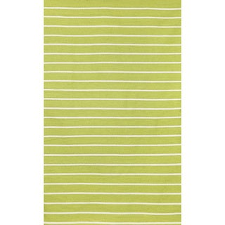 Tailored Sage Green Outdoor Rug (8'3 x 11'6)