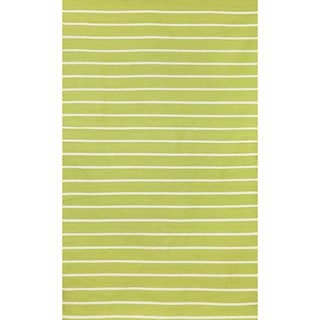 Tailored Outdoor Lime Green Rug (7'6X9'6)