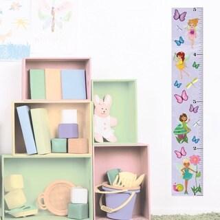 Peel & Stick Fairy Growth Chart