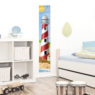 Peel & Stick Lighthouse Growth Chart