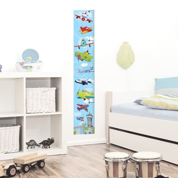 Peel & Stick Planes Growth Chart