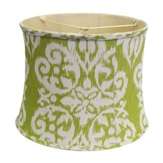 Green Ikat Lamp Shade