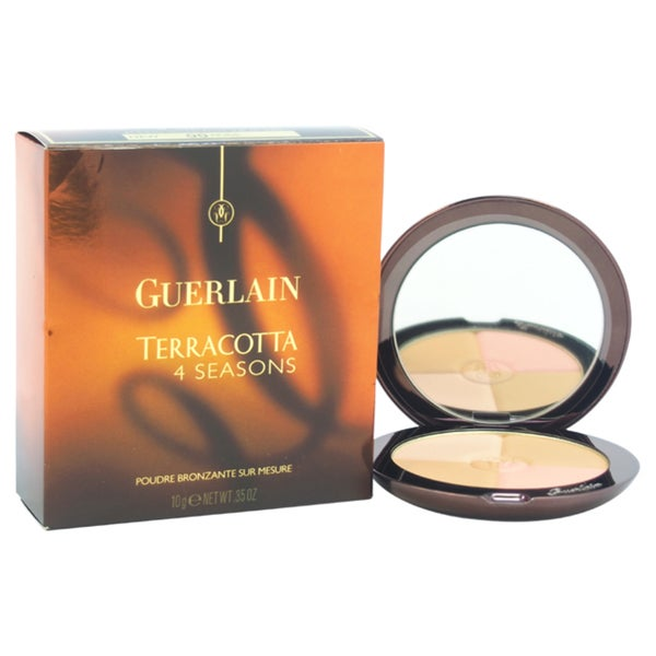 Guerlain Terracotta 4 Seasons SPF 10 Bronzing Powder Nude 12861750
