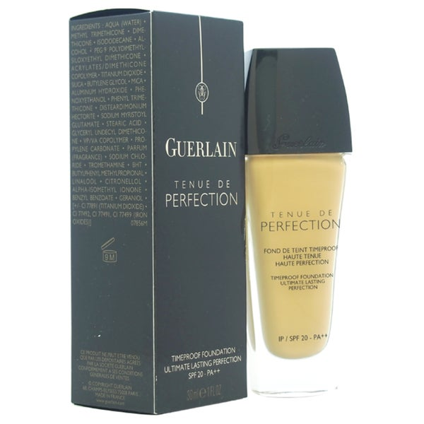 Guerlain Tenue De Perfection Timeproof SPF 20 Foundation