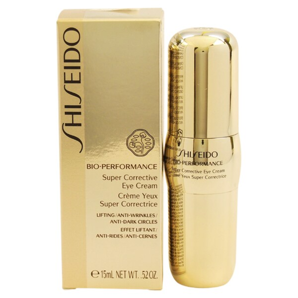 Shiseido Bio-Performance Super Corrective 0.52-ounce Eye Cream