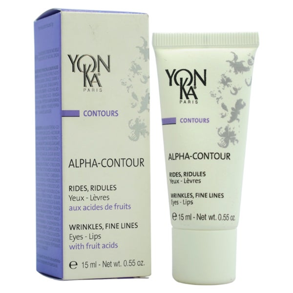 Yonka Alpha-Contour Renewing 0.55-ounce Gel