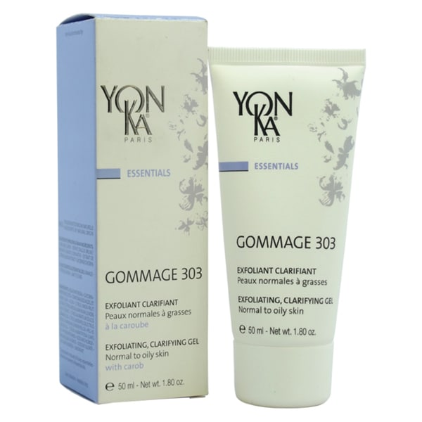 Yonka Gommage 303 Exfoliating Clarifying 1.8-ounce Gel