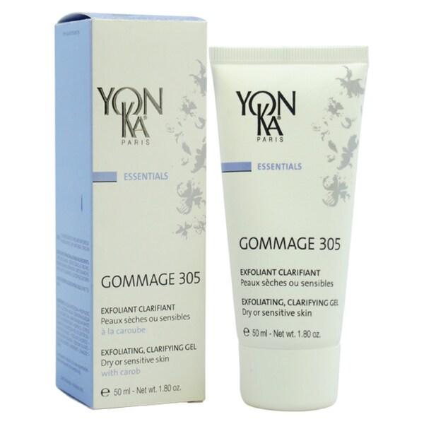 Yon-Ka Gommage 305 Exfoliating 1.8-ounce Clarifying Gel