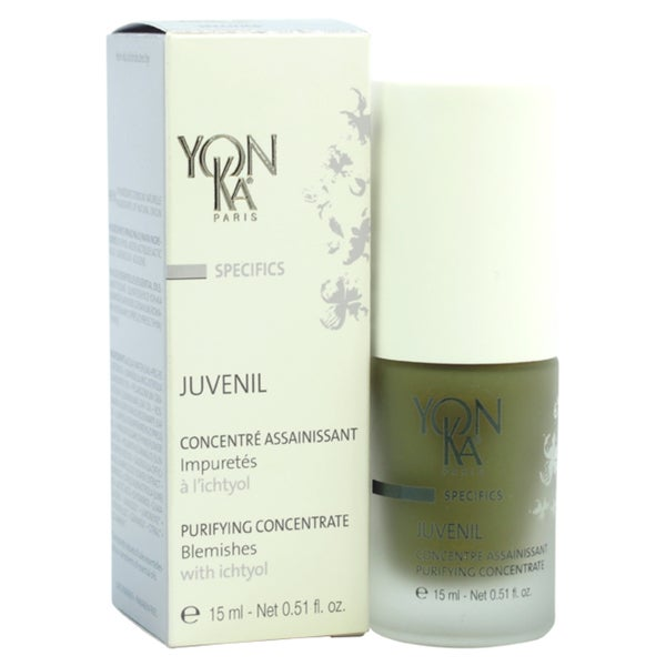 Yon-Ka Juvenile Purifying Concentrate Serum