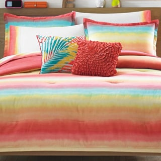 Teen Vogue Electric Beach Cotton Comforter Set