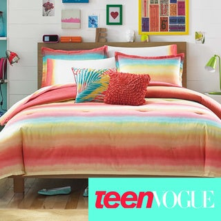 Teen Vogue Electric Beach Cotton Comforter Set