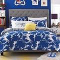 Teen Vogue Something Blue Cotton 3-piece Comforter Set
