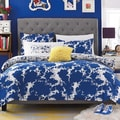 Teen Vogue Something Blue Cotton 3-piece Comforter Set
