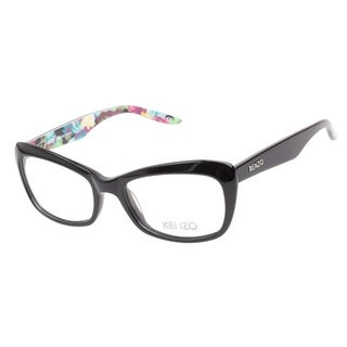Kenzo 2169 C05 Black Prescription Eyeglasses