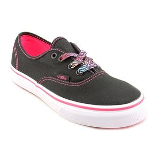 Vans Girl (Youth) 'Authentic' Basic Textile Athletic Shoe