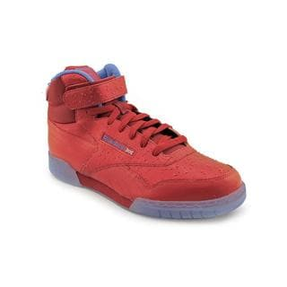 Reebok Men's 'Exofit Plus Mid Wet Ice' Leather Athletic Shoe